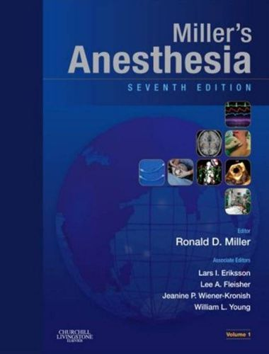 Millers Anesthesia, 7th Edition