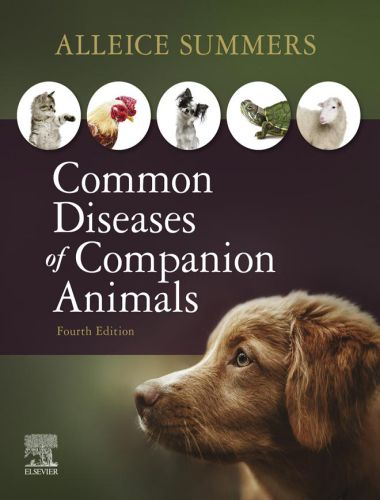 Common Diseases Of Companion Animals 4th Edition