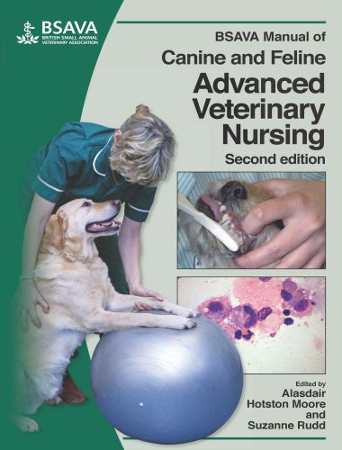 Manual Of Canine And Feline Advanced Veterinary Nursing 2nd Edition