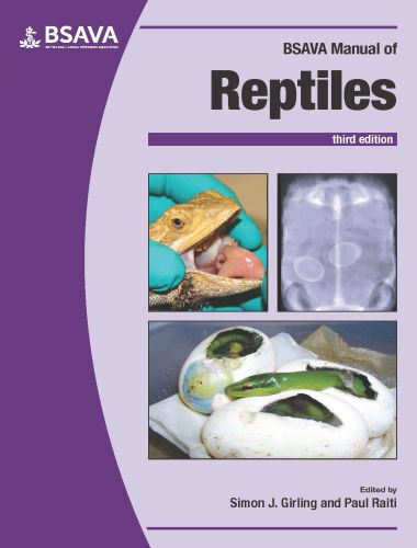 Manual Of Reptiles 3rd Edition