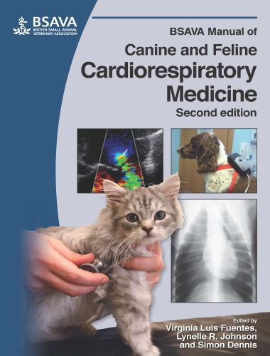 Manual Of Canine And Feline Cardiorespiratory Medicine 2nd Edition