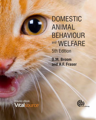 Domestic Animal Behaviour And Welfare 5th Edition