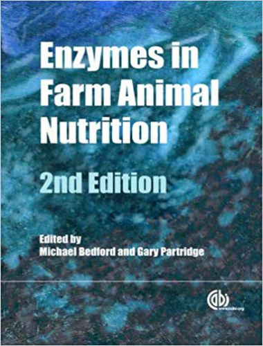 Enzymes In Farm Animal Nutrition 2nd Edition