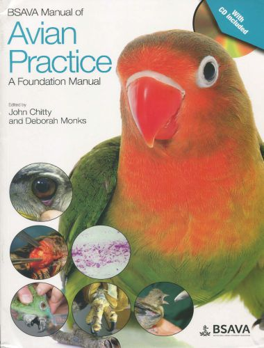 Manual Of Avian Practice A Foundation Manual