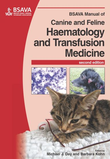 Manual Of Canine And Feline Haematology And Transfusion 2nd Edition