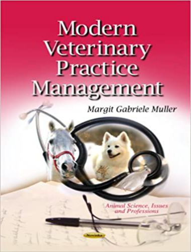 Modern Veterinary Practice Management