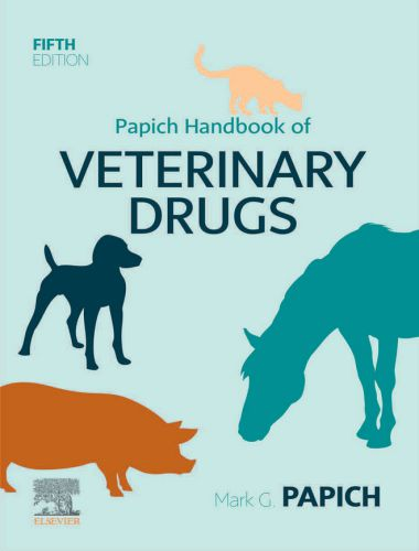 Papich Handbook Of Veterinary Drugs, 5th Edition