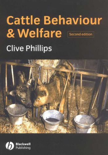 Cattle Behaviour And Welfare, 2nd Edition