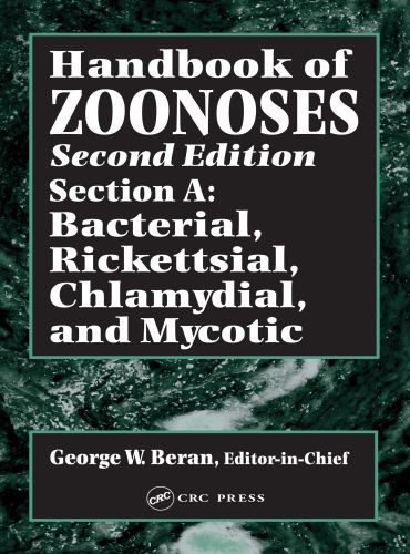 Handbook Of ZOONOSES, 2nd Edition