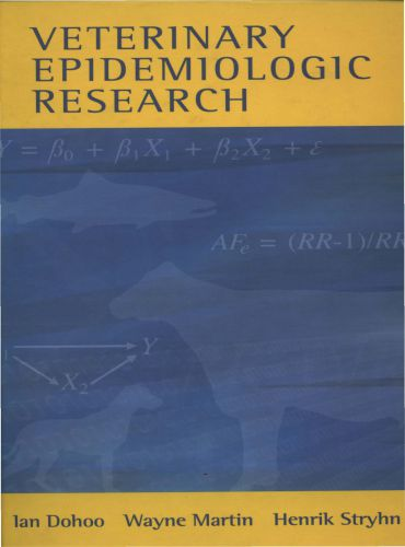 Veterinary Epidemiologic Research 1st Edition