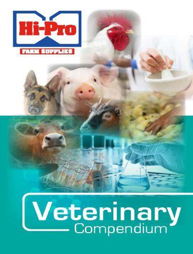 Hi Pro Veterinary Compendium