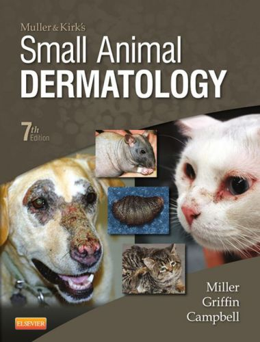Muller And Kirk's Small Animal Dermatology 7th Edition