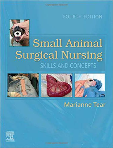 Small Animal Surgical Nursing 4th Edition