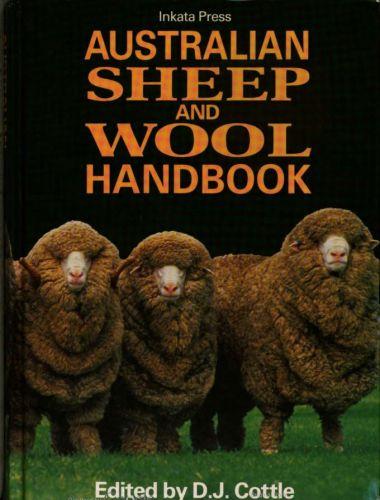 Australian Sheep And Wool Handbook