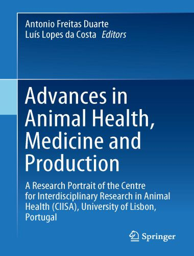 Advances In Animal Health, Medicine And Production